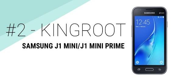 Kingroot Samsung J1 | KingRoot Apk